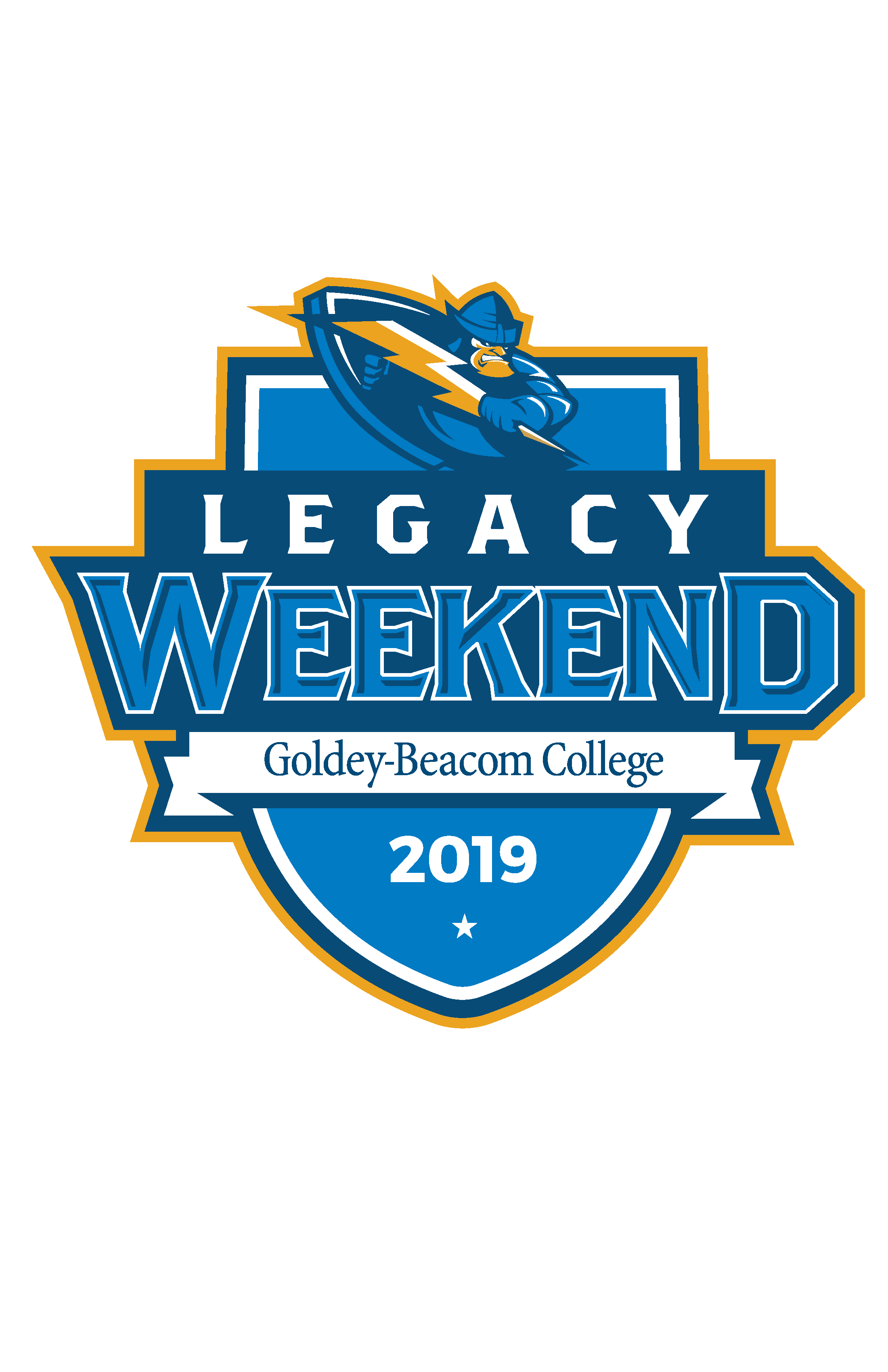 GBC Legacy Weekend logo