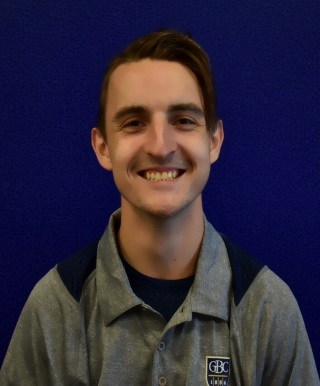 Jonathan Hooper - Resident Assistant - Leach Hall 1st and 2nd Floors