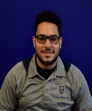Luis Rodriguez - Resident Assistant - Leach Hall 4th Floor